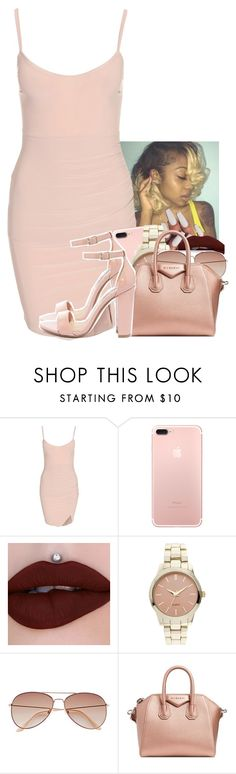 """Untitled #1692"" by toniiiiiiiiiiiiiii ❤ liked on Polyvore featuring H&M, Givenchy and Steve Madden"
