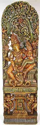 Lakshmi - Goddess of Wealth & Prosperity | Exotic India Art
