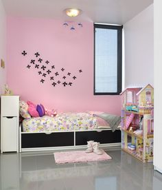Canvas of Washable Wall Paint Product Option for Kids' Rooms