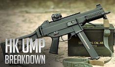 H&K UMP45 .45ACP