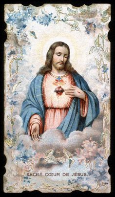 Invocation to the Sacred Heart  O Heart of love, I put all my trust in Thee; for I fear all things from my own weakness, but I hope for all things from Thy goodness.  Amen.