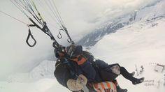 033338  gudauri paragliding полет гудаури skyatlantida com გუდაურში პარა...