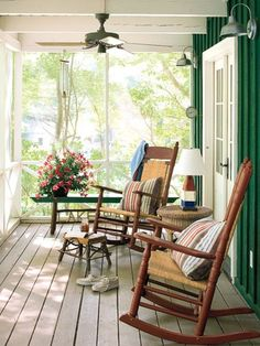 Give me this porch!
