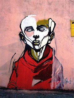 street art   Titi Freak  000