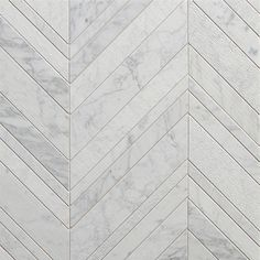 A l ¡ n a Lucca - White Venatino Marble Textured Chevron Mosaic - 4 piece pattern -Walker Zanger Floor Texture, 3d Texture, Tiles Texture, Marble Texture, Parquet Texture, Floor Patterns, Wall Patterns, Mosaic Patterns, Design Patterns
