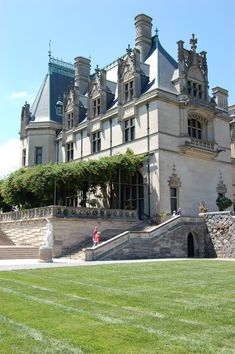 Biltmore Estate - Asheville, NC is a beautiful place to live.