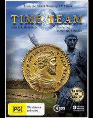 Doubleday - Time Team, DVD in Australia