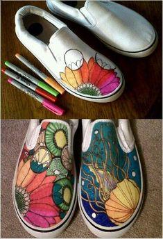 Картинки по запросу декор обуви своими руками