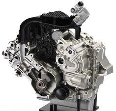 BMW K1600 six cilinder