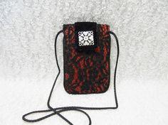 Etui housse portable mobile I PHONE 4/4S/5 glamour chic  !