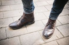 Perfect Boots from one of my favorite African Style blogs ITSWHATIMINTO