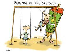 Revenge Of The Dreidels – Hanukkah