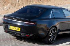 Photos L'Aston Martin Lagonda Taraf 2015 en images officielles - Automoto - TF1