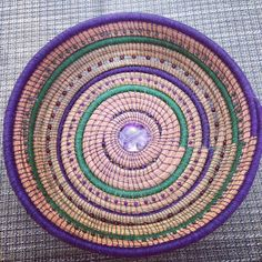 """Gloucester Woman Baskets: Melissa Abbott's Making of the Amethyst Pine Needle Basket : """"Soul Retrieval"""" Amethyst Gemstone, Gemstone Beads, Pine Needle Baskets, Woven Baskets, Merritt Island, Brown Bird, Bird Crafts, Healing Meditation, Pine Needles"""