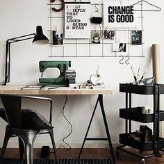 Recuerda que no necesitas demasiado para hacer un cambio en tus espacios.