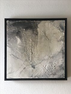 Brigitta Latus, pigments, marsh limestone, wooden box Source by annabellarh Texture Art, Texture Painting, Cement Art, Organic Art, Encaustic Art, Contemporary Abstract Art, Traditional Paintings, Minimalist Art, White Art