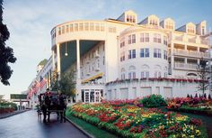 These grand hotels blend history with luxury.