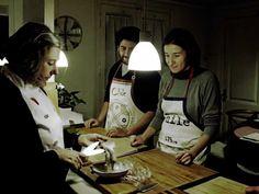 Talleres de cocina con comida o cena incluida