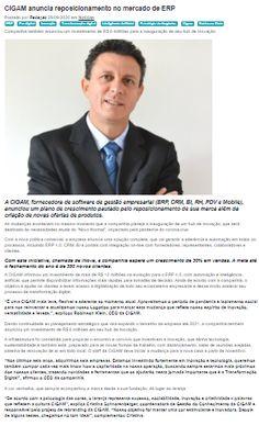 portal ERP - CIGAM anuncia reposicionamento no mercado de ERP