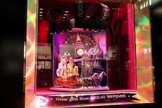 """""""All Wrapped Up In"""" Bloomingdale's Holiday Window Displays by Spaeth Design 