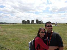 Stonehenge à Amesbury, Wiltshire
