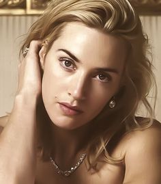 Kate Winslet, age 41 - Best Actress for The Reader, 2009 Hollywood Actor, Hollywood Actresses, Kate Winslet Images, Kate Winslate, Look 2018, Classic Girl, Titanic, Teresa Palmer, Actrices Hollywood