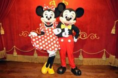 Minnie Mouse: Have you ever met a more charming & supportive girlfriend? #Disney