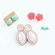 Pastel spring collection