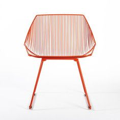 Bunny Lounge Chair Orange, $490, now featured on Fab.