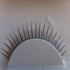 Mata maquiagem, Cilios popular1 pasang alami ramping pendek bulu mata palsu, Mata bulu mata, Profissional menonton video silahkan