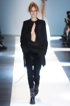 Ann Demeulemeester Spring 2015 Ready-to-Wear - Collection - Gallery - Style.com