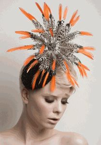 Angelie Hat by Arturo Rios