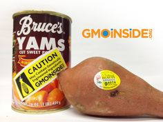 A delicious #nonGMO holiday option for your yam dishes.