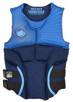 Liquid Force MELODY CGA Blue Vest Small ** Learn more by visiting the image link.