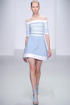 David Koma Spring 2014 Ready-to-Wear Collection