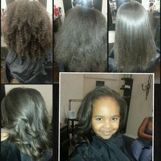 Silk Press Shared by Ashantae Groomes - http://www.blackhairinformation.com/community/hairstyle-gallery/kids-hairstyles/silk-press-shared-ashantae-groomes/ #kidshairstyles