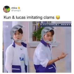 Crying Meme, Baby Memes, Nct Life, Lucas Nct, Funny Kpop Memes, Kpop Guys, Getting Bored, Jaehyun, Nct Dream