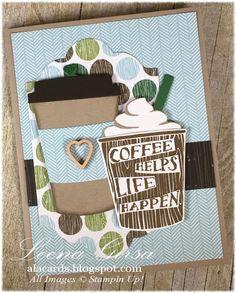 A La Cards: Coffee Helps Life Happen