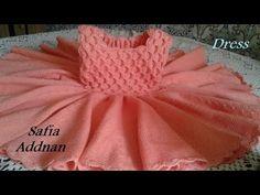 Part 1 Robe sur Passap - طريقة عمل فستان 4 سنوات على باساب - YouTube