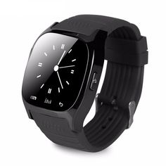 10ffee7b17e Bluetooth M26 Smart Watches Android Wearable Devices Call Reminder Music  Player Pedometer Smartwatch