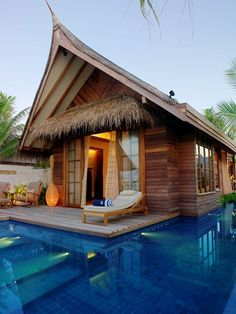 Island House (rental) in the Maldives.....