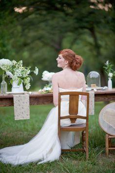 old fashion wedding ideas