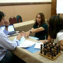 Workshop Estratégias de RH. Jogo de Estratégia.