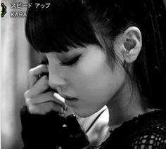 "Goo Hara transforms into ""Black Hara"" #allkpop #kpop #kara #goohara"