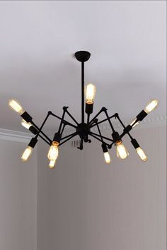 Swing Arm Light Fixture with Wall Plug and short wall pole ...