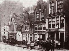 Overtoom Amsterdam rond 1900
