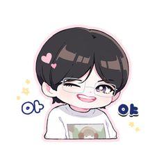 Taehyung Fanart, Vkook Fanart, Bts Taehyung, Bts Chibi, Daegu, Bts Pictures, Photos, Arte Sketchbook, Kpop Drawings