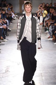 Wooyoungmi Spring/Summer 2017 Menswear Paris Fashion Week