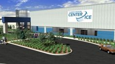 Florida Hospital Center Ice is expected to play a role in the recently announced $6 million initiative to 'Build the Thunder.' The complex is expected to open in the spring, off State Road 56 and Interstate 75. (Courtesy of Florida Hospital Center Ice)