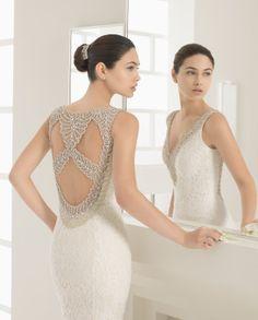    ODIN    Rosa Clara    Emma and Grace Bridal    Denver Colorado Bridal Shop    #RosaClara #weddingdress #bride emmaandgracebridal.com